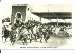 NIGERIA - LAGOS / A TRADITIONAL NATIVE DANCE OF THE BIU PEOPLE (AVEC BELLE PHILATELIE) - Nigeria
