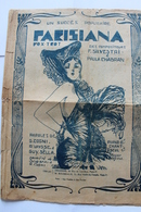 Partition Paroles Et Musique Parisiana - Scores & Partitions
