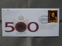 Coin Envelope, Karel V, Charles V - Other