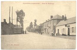 *FERRIERE LA GRANDE. ROUTE DE MAUBEUGE - Other Municipalities