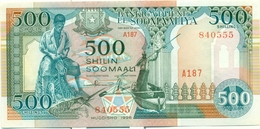 500 SHILLINGS 1996 - Somalia