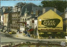 08 Ardennes  CHARLEVILLE  La Rotule Et Le Bar Du ROND POINT Animée BIERE SEDAN - France