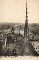 Notre Dame....la Fleche....cpa - Notre Dame De Paris