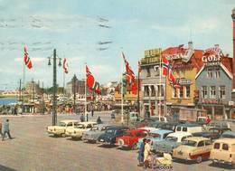 CPM - BERGEN - Vue De La Ville ... (voitures) - Norwegen