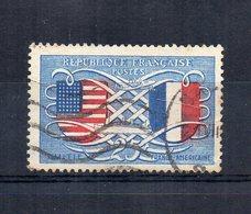 Francia - 1949 - Amicizia Franco Americana - Usato - (FDC15152) - Francia