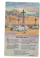 Die Fernen Gräbern - Postkaart / Carte Postale - Verstuurd 1916 / Envoyé 1916 : Scans - 1914-18