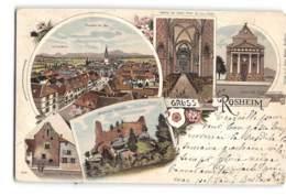 Rosheim_Gruss_Etat Superbe. - Other Municipalities
