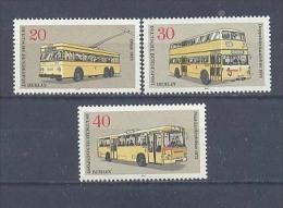 Año 1973  Nº 420/2 Transportes Berlineses (II) - Berlin (West)