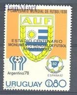 Uruguay 1979 Mi 1537 MNH ( LZS3 URG1537 ) - Fußball-Weltmeisterschaft