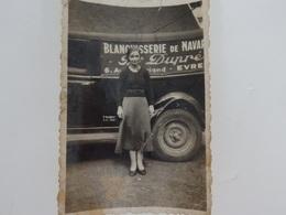 Photo De La Blanchisserie Dupré à Evreux (27). - Lieux
