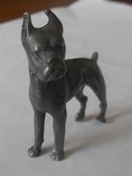 Petit Chien En étain - Dogue Allemand / Dog Hund / Deutsche Dogge ? - Etains