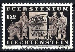 Liechtenstein Nº 165 En Usado - Liechtenstein
