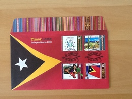 Timor Independancy 2002 FDC . - Autres - Océanie