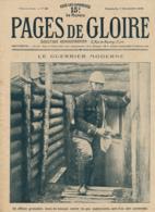 """PAGES DE GLOIRE, Revue 16 Pages N° 49, Dimanche 7 Novembre 1915, Perthes-les-Hurlus, Chasseurs-Alpins, Le """"Charles-Roux"""" - Livres, BD, Revues"""