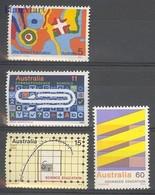 Australia 1974 Mi 564-567 MNH ( ZS7 ASL564-567 ) - Australia