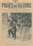 PAGES DE GLOIRE, Revue 16 Pages, N° 48, Dimanche 31 Octobre 1915, Camblain-l'Abbé, Les Invalides, Belgrade, Milan... - Livres, BD, Revues