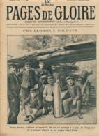 PAGES DE GLOIRE, Revue 16 Pages, N° 46, Dimanche 17 Octobre 1915, Souchez, Dardanelles, Salonique, Canon Schneider De 75 - Livres, BD, Revues