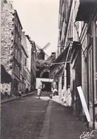 PARIS - Le Moulin De La Galette - Photo Véritable - France