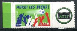 Personnalisé Yvert 3936 B Merci Les Bleus - Lot 163 - France