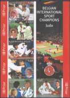 [106880]Belgique 2005, BL121, Sports, Champions De Judo, ND/Imperf - Judo