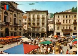 LUGANO - IL MERCATO - DUE VOLTE LA SETTIMANA -  (SVIZZERA) - Svizzera
