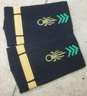 Passants D'Epaule Legion Etrangere - Ecussons Tissu