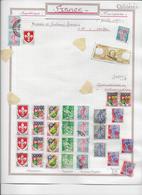 France Oblitérés Collection 1960/1969 - 50 Scans - Collections