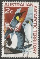 Australian Antarctic Territory. 1966 Definitives. 2c Used. SG 9 - Territoire Antarctique Australien (AAT)