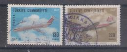 Turkey  1967 Mi Nr  2048/9  (a1p29) - 1921-... République