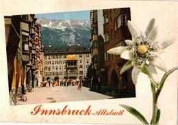 INSBRUCK ALTSTADT -  (AUSTRIA) - Austria