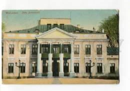 271109 POLAND WARSZAWA Belvedere Palace Vintage Postcard - Poland