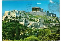 ATENE -  (GRECIA) - Grecia