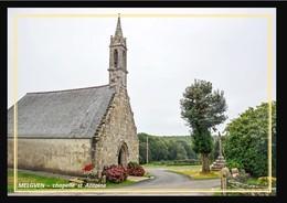 29  MELGVEN  ...... Chapelle  St Antoine - France