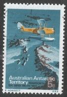 Australian Antarctic Territory. 1973 Definitives. 5c Used. SG 24 - Territoire Antarctique Australien (AAT)
