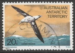 Australian Antarctic Territory. 1973 Definitives. 20c Used. SG 29 - Territoire Antarctique Australien (AAT)