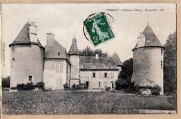 X71143 VINDECY Saône-Loire Chateau D'ARCY Ensemble ZZ Edition FRANCOIS Marcigny - France