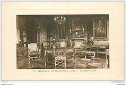 02 CHATEAU DE MARCHAIS. Le Grand Salon - France