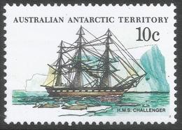 Australian Antarctic Territory. 1979 Ships. 10c MH. SG 40 - Neufs