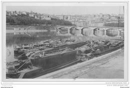 69 LYON. Pont Change Péniches - Lyon