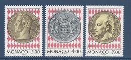 Monaco - YT N° 1945 Et 1947 - Neuf Sans Charnière - 1994 - Monaco