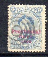 APR573 - HAWAII 1893 , Yvert N. 48  Usato - Hawaii