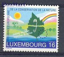 Luxembourg 1995 Mi 1373 MNH ( ZE3 LXB1373 ) - Protection De L'environnement & Climat