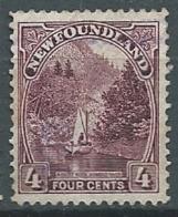 Terre Neuve   - Yvert N°  120  Oblitéré    - Bce 17911 - 1908-1947
