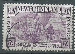 Terre Neuve   - Yvert N°  231  Oblitéré    - Bce 17912 - 1908-1947