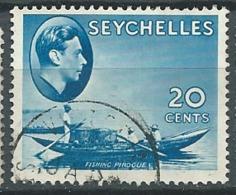 Seychelles   - Yvert N°  123  Oblitéré    - Bce 17919 - Seychelles (...-1976)
