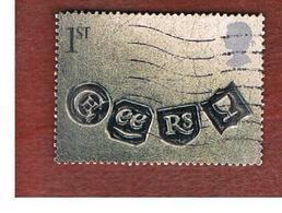 GRAN BRETAGNA.GREAT BRITAIN -  SG 2186  -  2001 GREETINGS STAMPS: OCCASIONS (CHEERS)    - USED - 1952-.... (Elisabetta II)