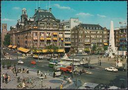 Netherland - Amsterdam - Monument National On The Dam - Street - Cars - VW Käfer - Amsterdam