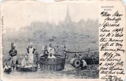 Myanmar - Birmanie - Burmese Band - Myanmar (Birma)