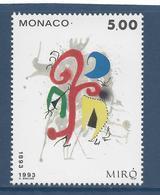 Monaco - YT N° 1909 - Neuf Sans Charnière - 1993 - Monaco