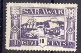 MALAISIE SARAWAK , POSTE  PRIVEE  ?  :  TIMBRE  NEUF  SANS  GOMME . - Gran Bretaña (antiguas Colonias Y Protectorados)